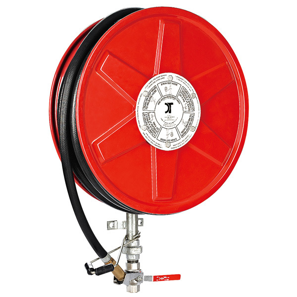 fixed fire hose reels ss03100007 - Hose Reels